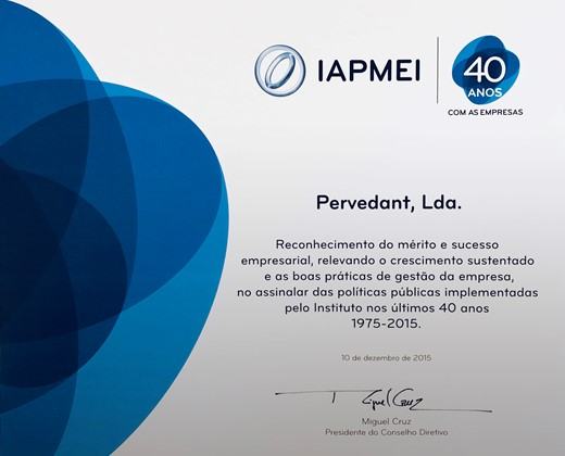 Tribute to 40 companies' growth IAPMEI